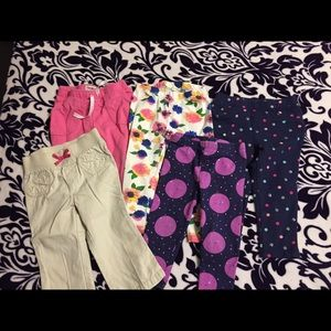 Other - Lot of 18 month leggings/pants